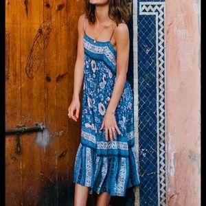 Spell and the gypsy Zahara midi dress